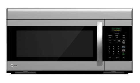 LG LMV1683ST Over-The-Range Microwave Oven