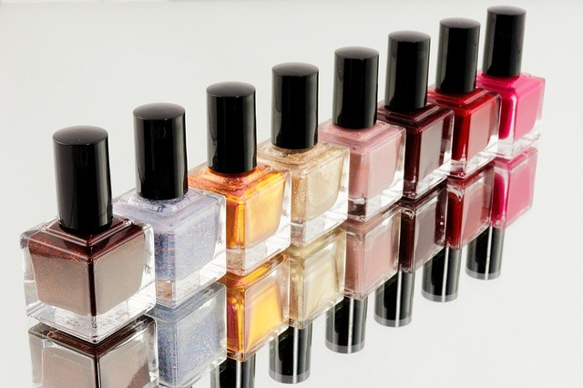 what's the best way to apply nail polish to strengthen and care for finger nails?