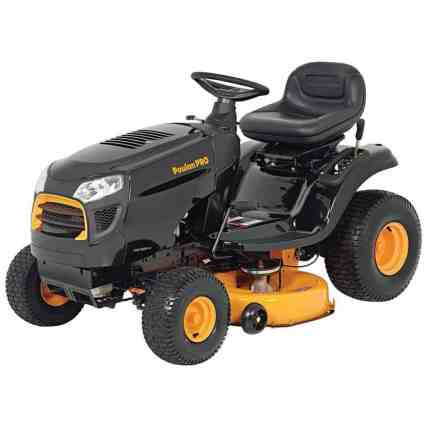 best ride on lawn mower