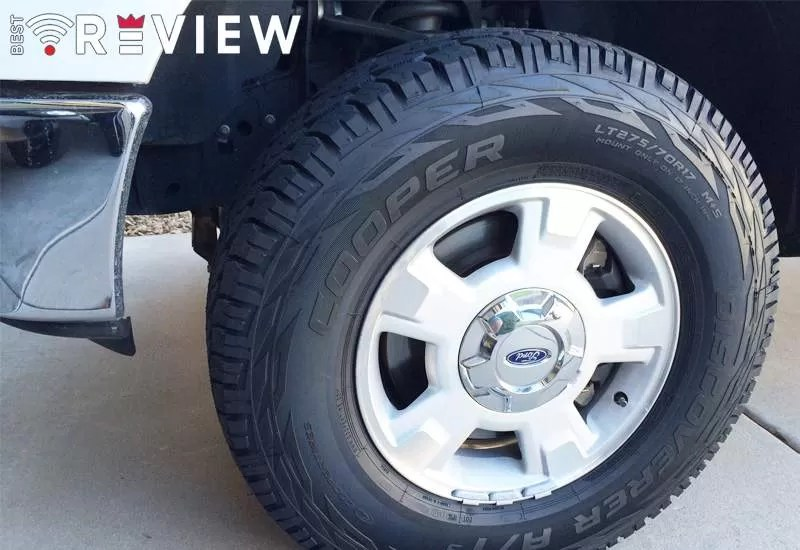 Cooper Discoverer Traction Tire