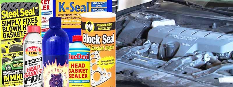 Best Head Gasket Sealers – Top-Rated Gasket Sealer for Cars