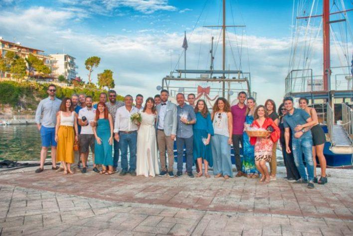 Γάμοι εν πλω στην Αλόννησο με το «Πλοίο της Αγάπης!»