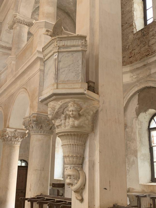 Ο Ναός του Αγ. Γεωργίου Σαντραπέ