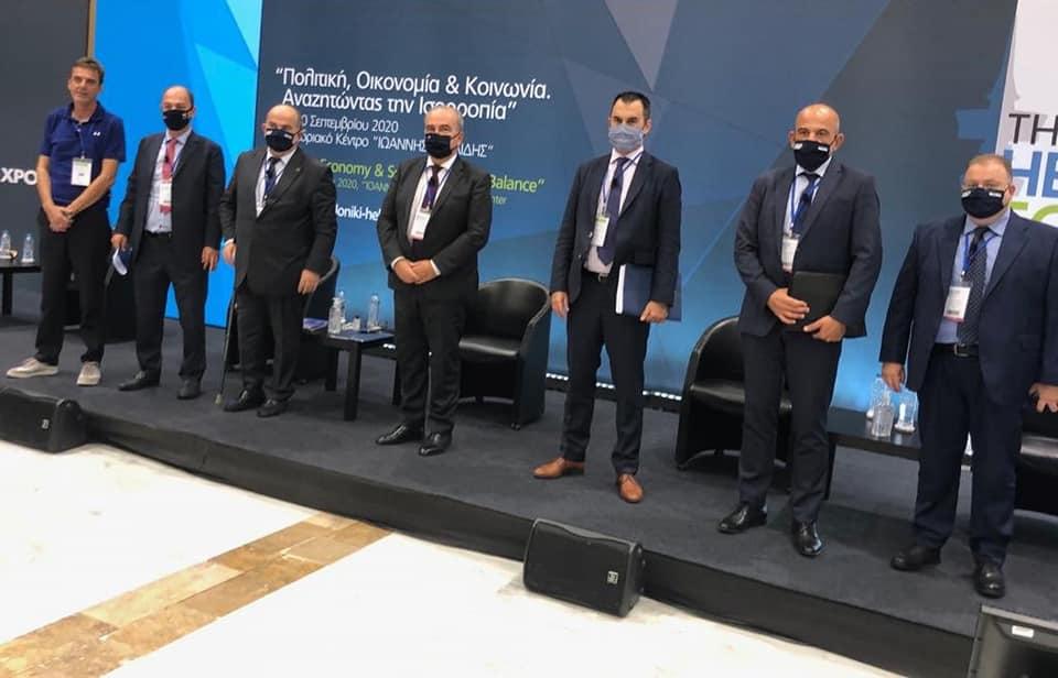 Thessaloniki Helexpo Forum: Ιδιωτικές και Δημόσιες Επενδύσεις