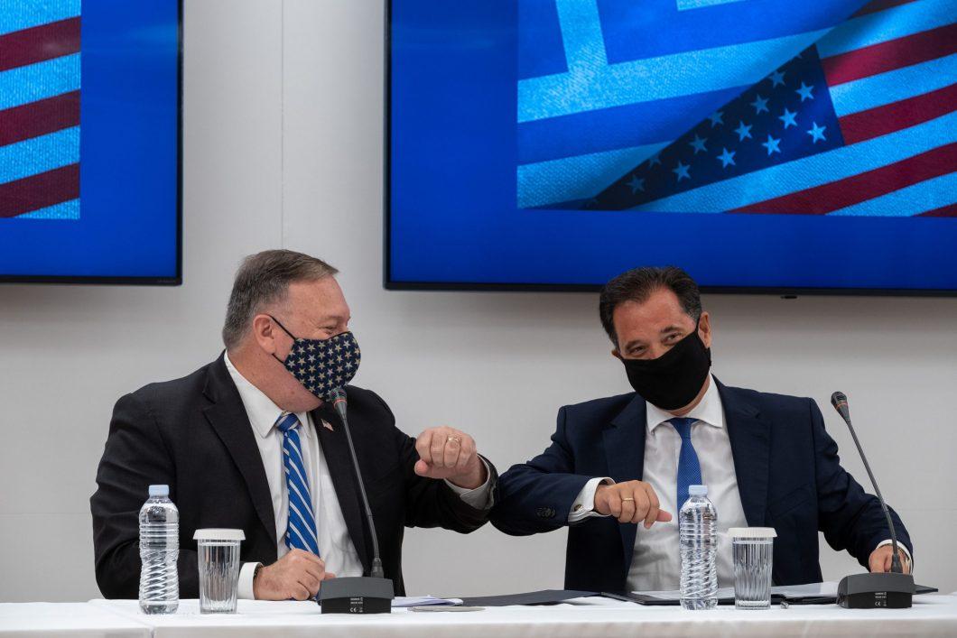 Άδωνις Γεωργιάδης: Συνεργασία με τις ΗΠΑ στον τομέα της επιστήμης και της τεχνολογίας