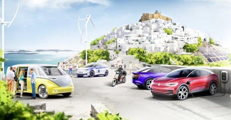 Αστυπάλαια - Επένδυση Volkswagen: Πρότυπο νησί αυτονομίας και ηλεκτροκίνησης