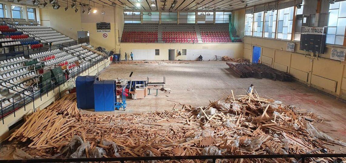 Δημοτικό Αθλητικό Κέντρο Γλυφάδας