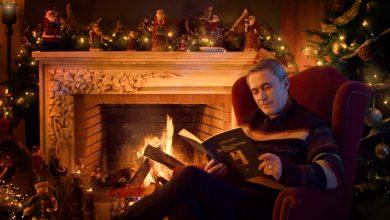 Θανάσης Κουρλαμπάς «Μια Χριστουγεννιάτικη Ιστορία»