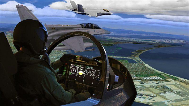 Διεθνές εκπαιδευτικό κέντρο πτήσεων στην Καλαμάτα