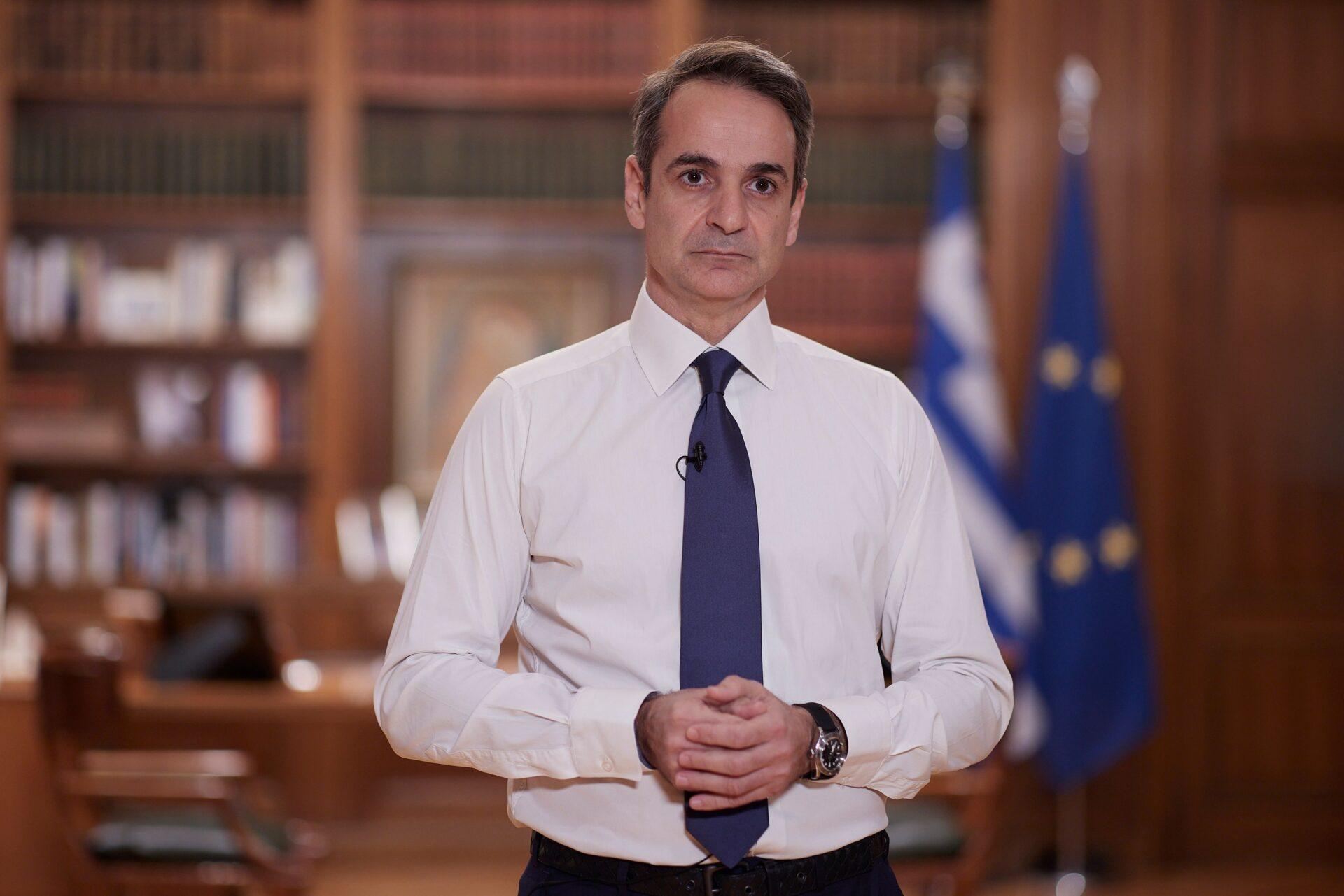 Lockdown στην Αττική: Το διάγγελμα του Πρωθυπουργού για τα νέα μέτρα