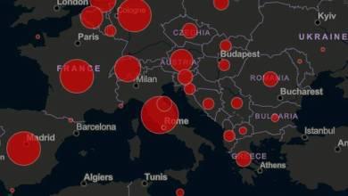 Κορωνοϊός: Που βρίσκεται η Ελλάδα σε σχέση με άλλες χώρες της Ευρώπης
