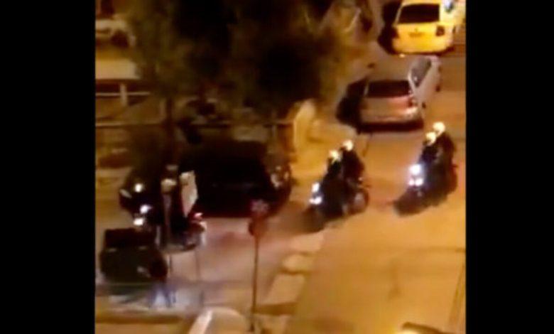 ΕΛΑΣ: Fake news το σπασμένο αυτοκίνητο - Δεν το έσπασαν οι αστυνομικοί στην Πανόρμου