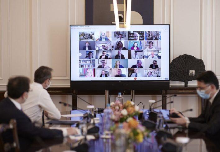 Παρέμβαση του βουλευτή Βοιωτίας Ανδρέα Κουτσούμπα για τα προβλήματα της Βοιωτίας στον Πρωθυπουργό