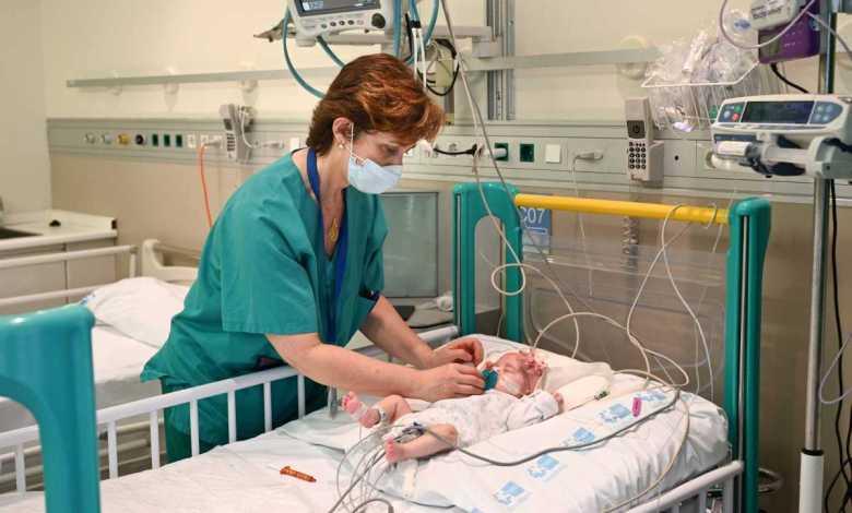 κοριτσάκι μεταμόσχευση καρδιάς