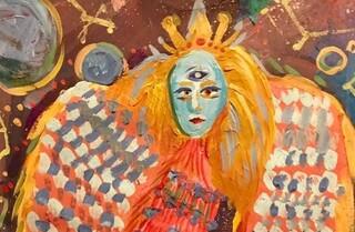 ζωγραφιά Ουλιάνα