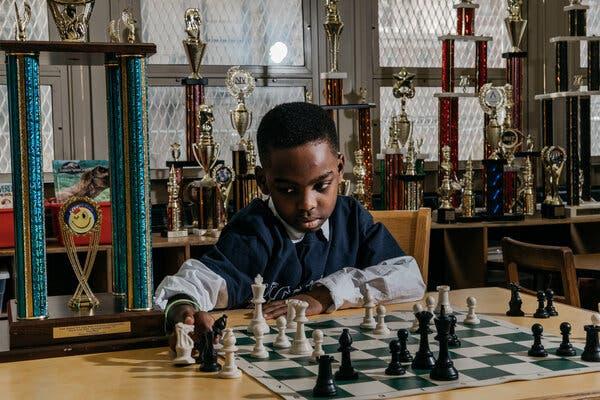 σκάκι πρωταθλητής