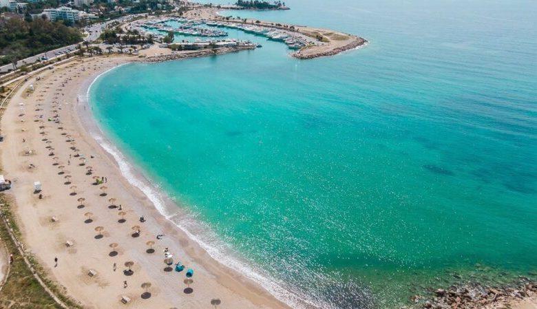 δήμος γλυφάδας παραλία