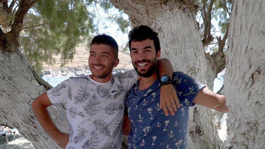 Άρης Τσάπης & Γιάννης Φραγκίσκος ταξιδεύουν «Χωρίς πυξίδα» στην ΕΡΤ2