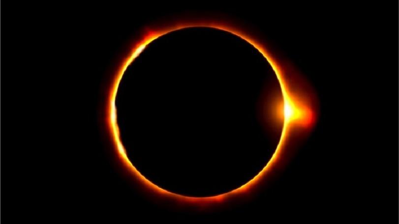 ηλιακή έκλειψη