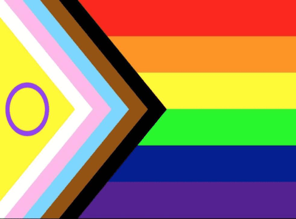 intersex σημαια