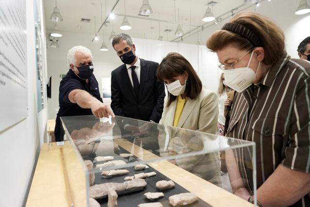 Ένας οικισμός 4.500 ετών από την Κέρο, παρουσιάζεται στην Αθήνα