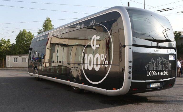 Αθήνα το νέο ηλεκτρικό Λεωφορείο - Τραμ | Ποιο δρομολόγιο