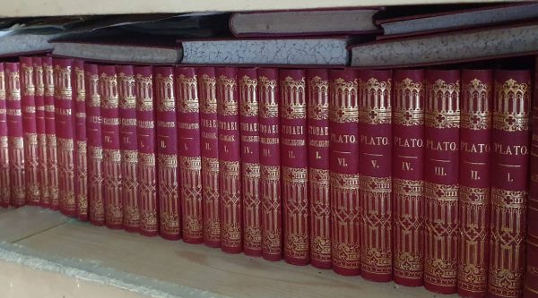 βιβλιοθήκη αμοργού