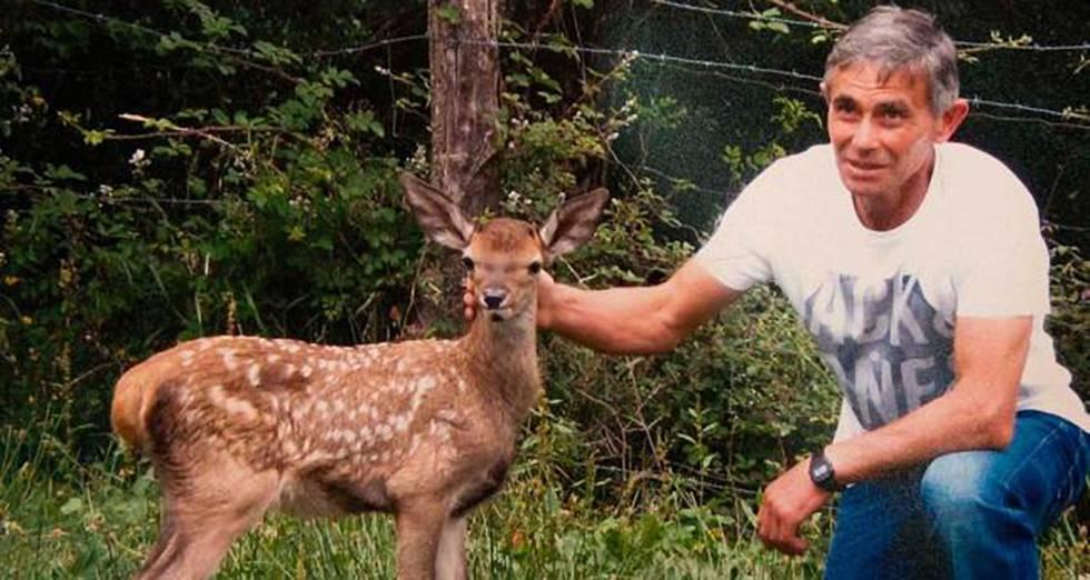 κυνηγός ελαφιών bambi