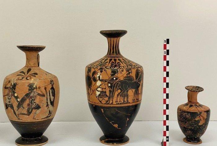 Αμάρυνθος αρχαιολογικοί θησαυροί