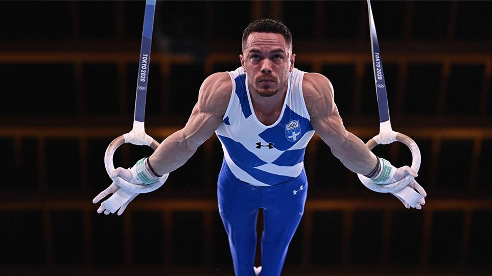 λευτέρης πετρούνιας χάλκινος ολυμπιονίκης