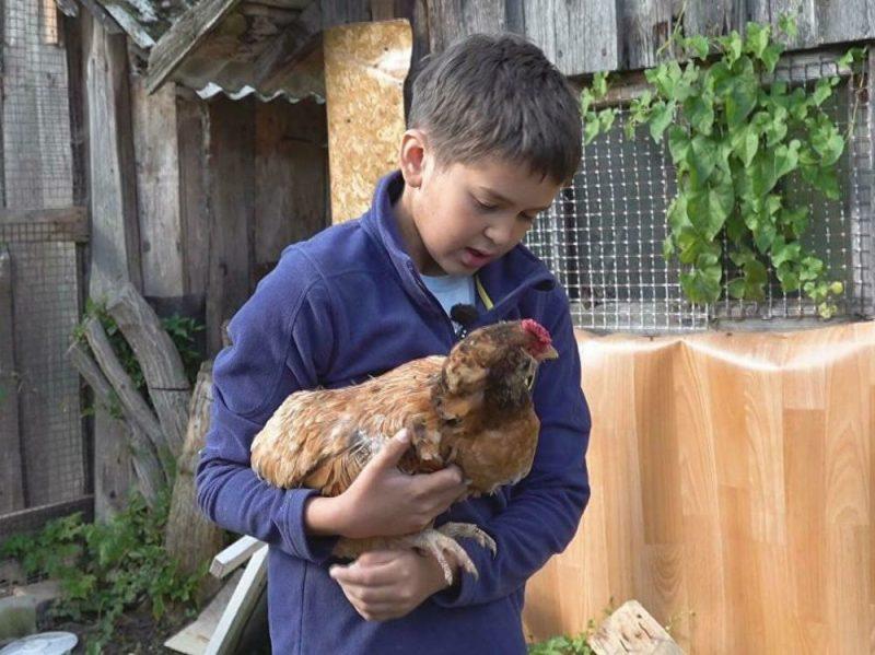 αγρόκτημα 10χρονος γονείς