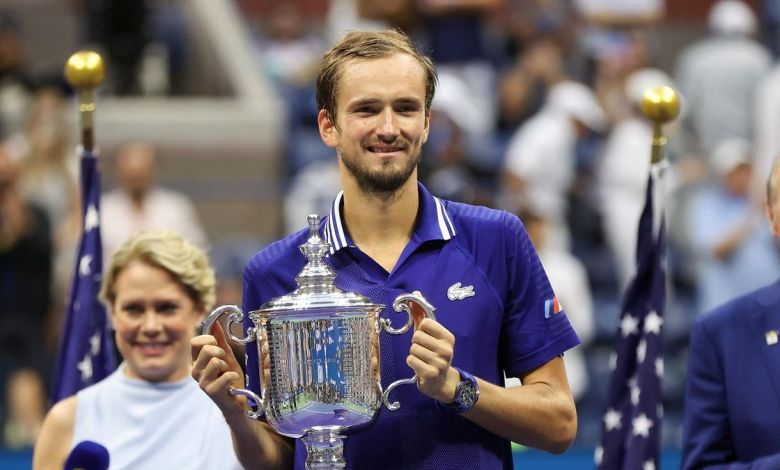 Μεντβέντεφ US Open
