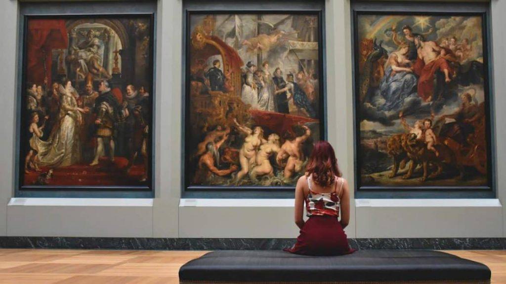συνταγογράφηση μουσεία Βρυξέλλες