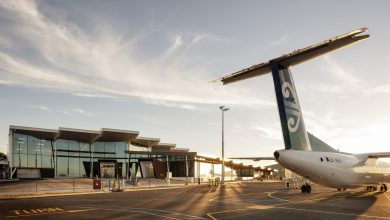 αεροδρόμιο Νέα Ζηλανδία ιστορία αγάπης