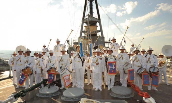 συναυλία πολεμικού ναυτικού δήμος βάρης