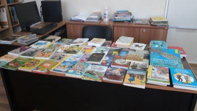 βιβλία πρωθυπουργικό γραφείο