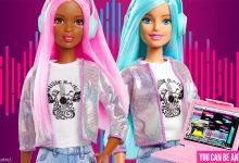 barbie μουσική παραγωγός
