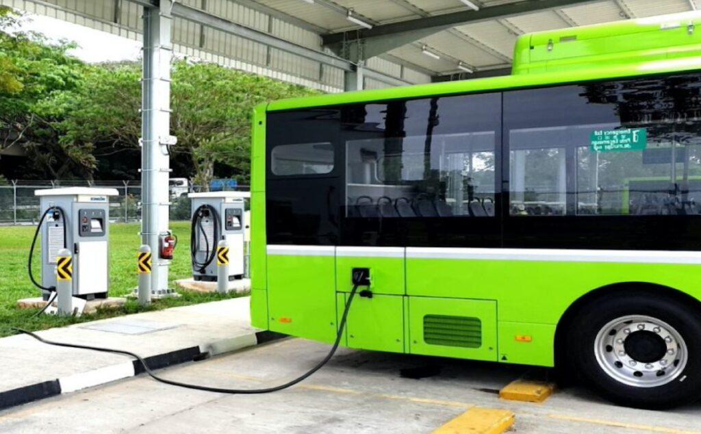 διαγωνισμός πράσινα λεωφορεία