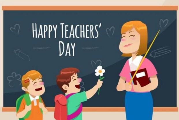 παγκοσμια ημέρα εκπαιδευτικών
