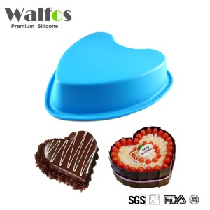FOOD GRADE HEART SHAPED BAKING PAN CAKE