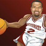 If Derek Fisher had played for the Razorbacks