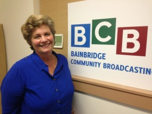City Director of Planning and Community Development Kathy Cook, at BCB in 2015