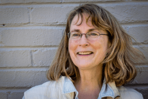Playwright Elizabeth Heffron