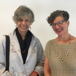 <i>Podcast: Arts and Artists on Bainbridge:</i> <br>Public radio hosts Susan Stamberg and Marcie Sillman at the Art Museum