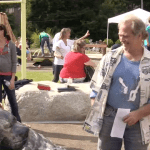 <i>Bainbridge Video Podcasts:</i> <br>Owen's Playground grand opening – Meet sculptor Andre Pomeroy