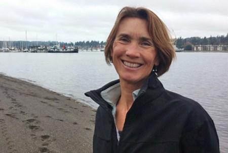 Barb Trafton, Executive Director, Bainbridge Island Parks Foundation