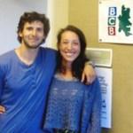 <i>Podcast: Tastes of Bainbridge:</i> <br>Meet Farm Interns Li Schmidt and Ruven Stein