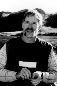 Memoir author Pete Fromm