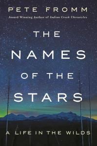 Pete Fromm's new memoir