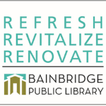 "<i>Podcast: Community Cafe:</i> <br>Learn about Bainbridge Public Library's ""Refresh"" project"
